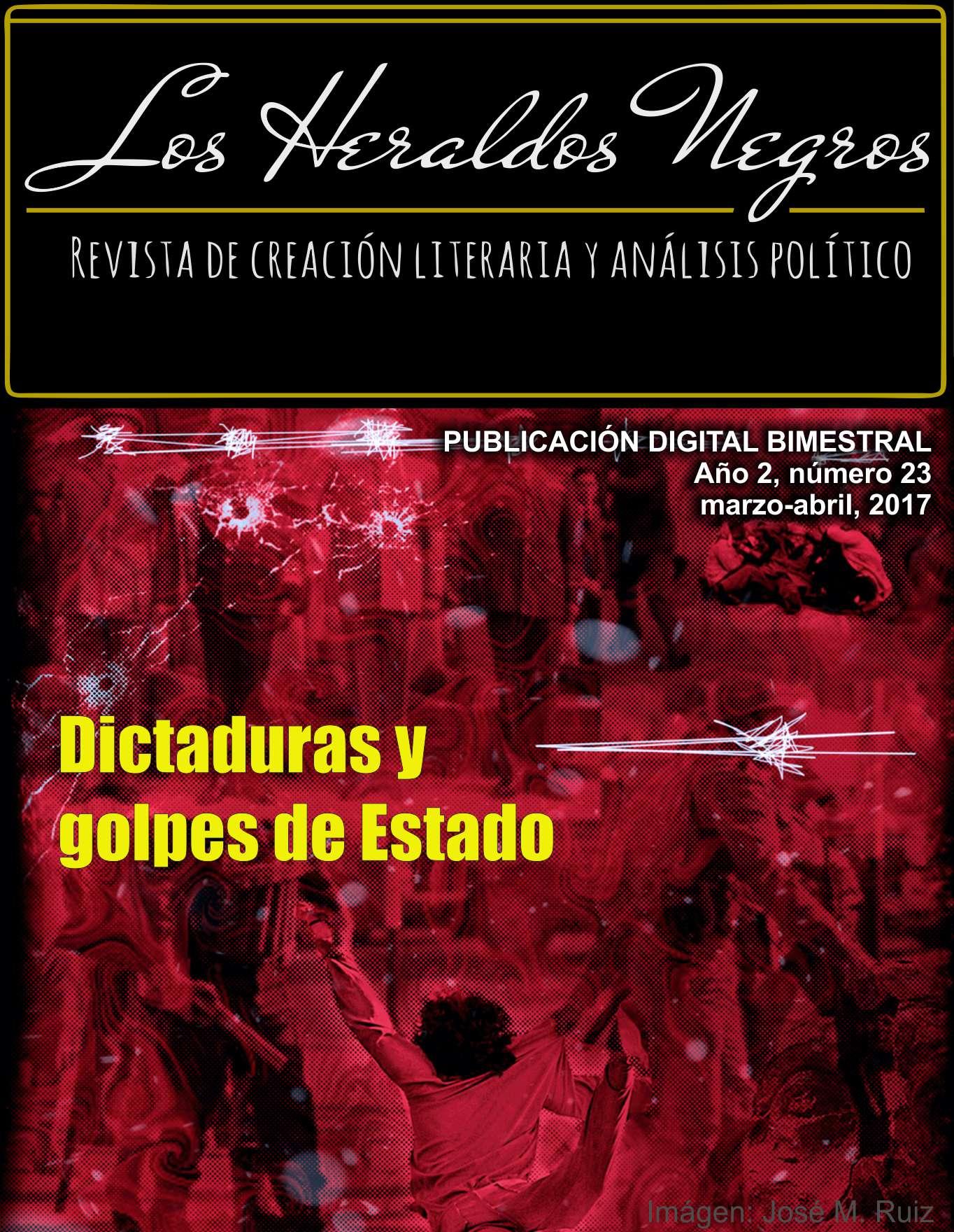 Dictaduras y golpes de Estado #23